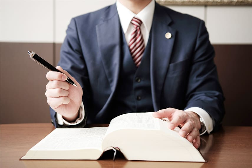 弁護士のイメージ